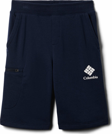 Columbia Columbia Branded French Terry Short - Boys
