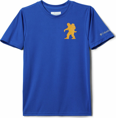 Columbia Terra Trail Short Sleeve Tee - Boys