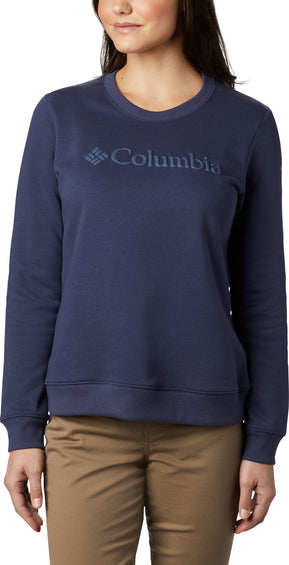 Columbia Chandail col rond Columbia Logo - Femme