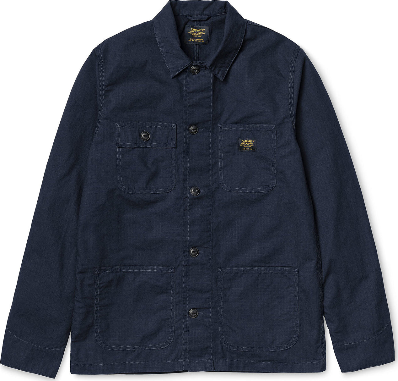 029eab66 Carhartt Work In Progress Michigan Shirt Jacket - Men's | Altitude ...