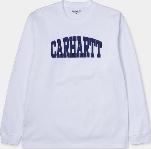 Carhartt Work In Progress Long Sleeve Theory T-Shirt - Men's