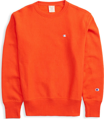 25e1c95ca20 lazy-loading-gif Champion Reverse Weave Crewneck Sweatshirt - Men s Spicy  Orange