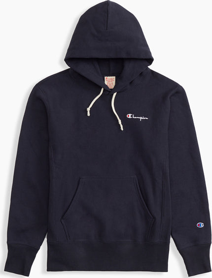 Champion Reverse Weave Small Script Logo Hoody - Men's