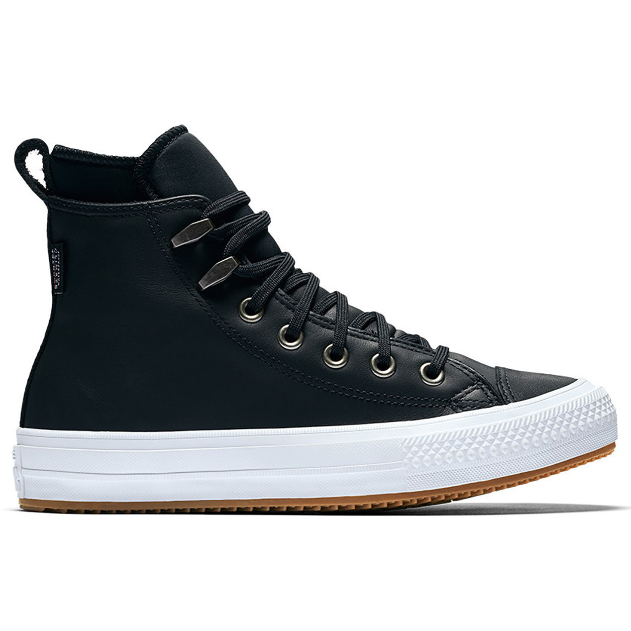 b12e7330af70 Converse Women s Chuck Taylor All Star Waterproof Boot - Hi Leather ...