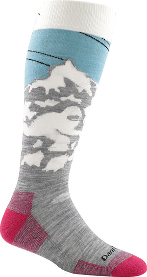 Darn Tough Over-the-calf Light Yeti Socks - Women's