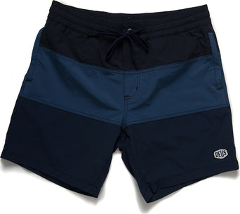 4502798e878c8 Loading spinner Deus Ex Machina Sandbar Net Panels Swim Shorts - Men's Blues