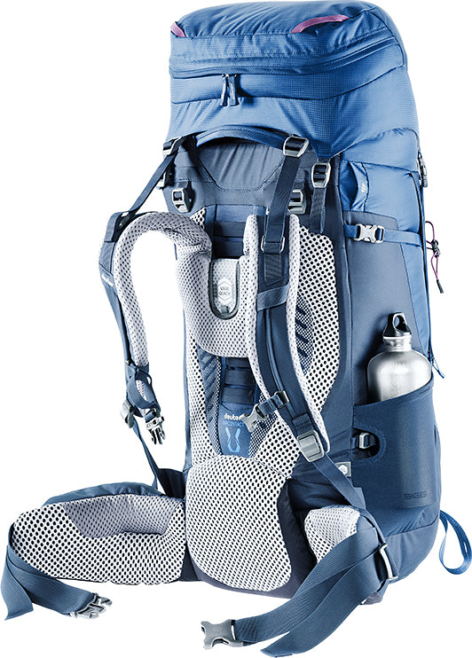 3c14761f29 Deuter Aircontact 45 + 10 Backpack | Altitude Sports