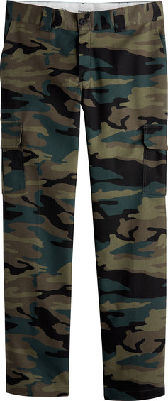 Dickies FLEX Slim Fit Straight Leg Cargo Pants - Men's