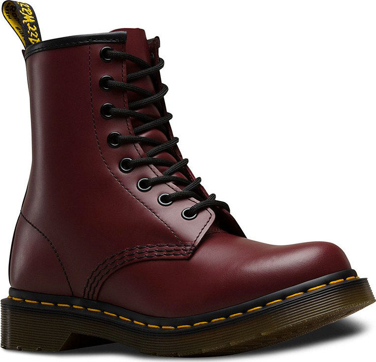 7543a8fd8df Dr Martens 1460 8 Eye Smooth Leather Boots - Women s
