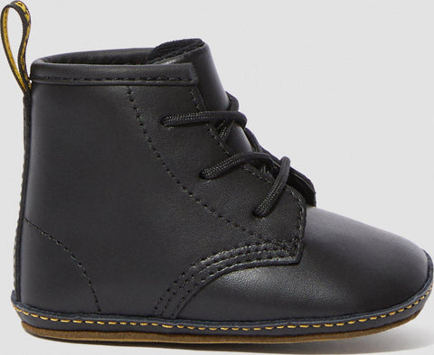 Dr. Martens Crib Lace Kid Lamper Leather Bootie - Infant