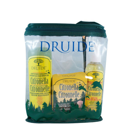 Druide Citronella Outdoor Kit