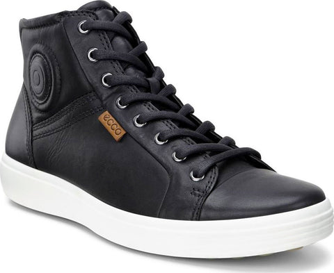 Ecco Soft 7 Hi-Top Sneakers - Men's