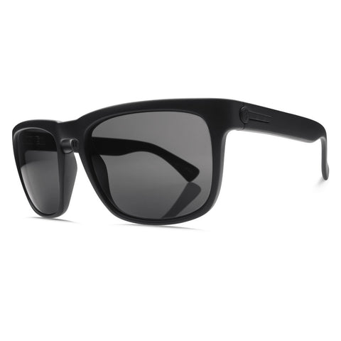 Electric Knoxville - Matte Black - M1 Grey Polarized Lens