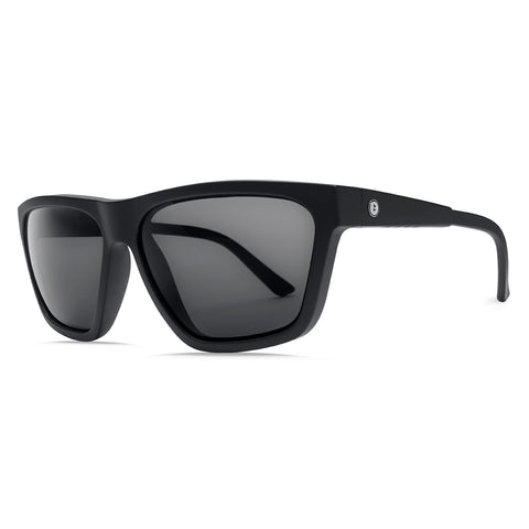Electric Road Glacier - Matte Black - OHM Grey Sunglasses