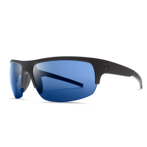 Electric Tech One Pro Matte Black Frame - Ohm+ Polar Blue Lens