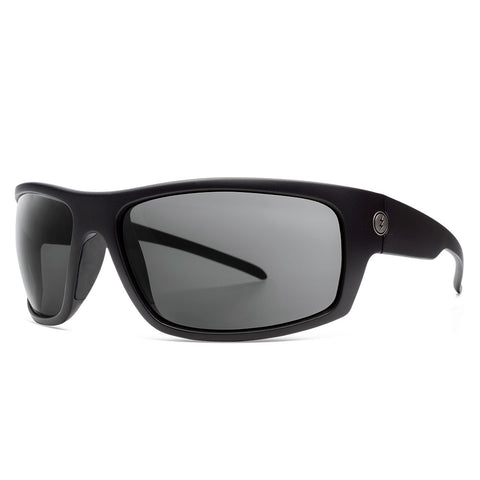 Electric Tech One Xl-S Matte Black Frame - Ohm Grey Lens
