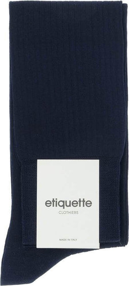 Etiquette Clothiers Basic Luxuries Socks - Men's