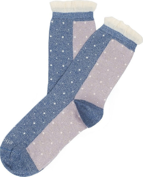 Etiquette Clothiers Multi Dots Socks - Women's