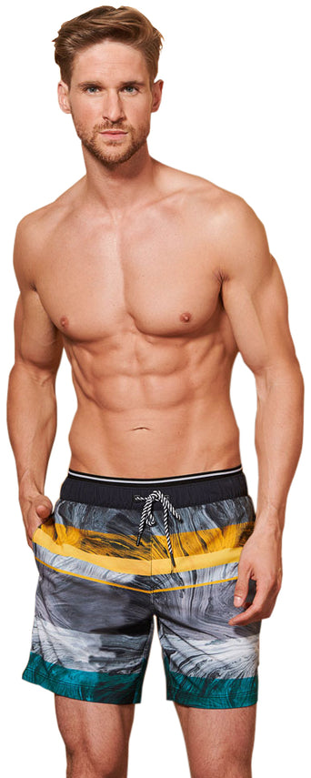 aadad925f98cd Loading spinner Everyday Sunday Sport Swim Shorts - Men's Combo Marble