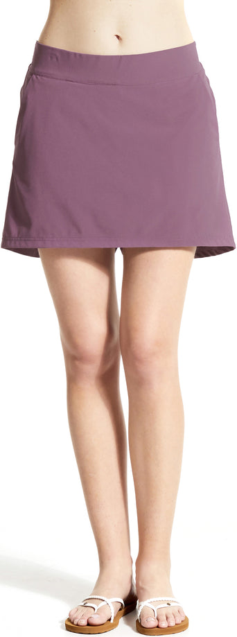 fe3746523b5 Loading spinner FIG Clothing NIX Skirt Shorts - Women's Purple