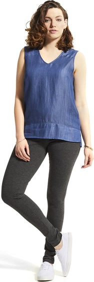 FIG Clothing VEE Sleeveless Top - Women's