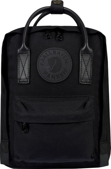 Fjällräven Kånken No. 2 Black Mini Bag - Unisex