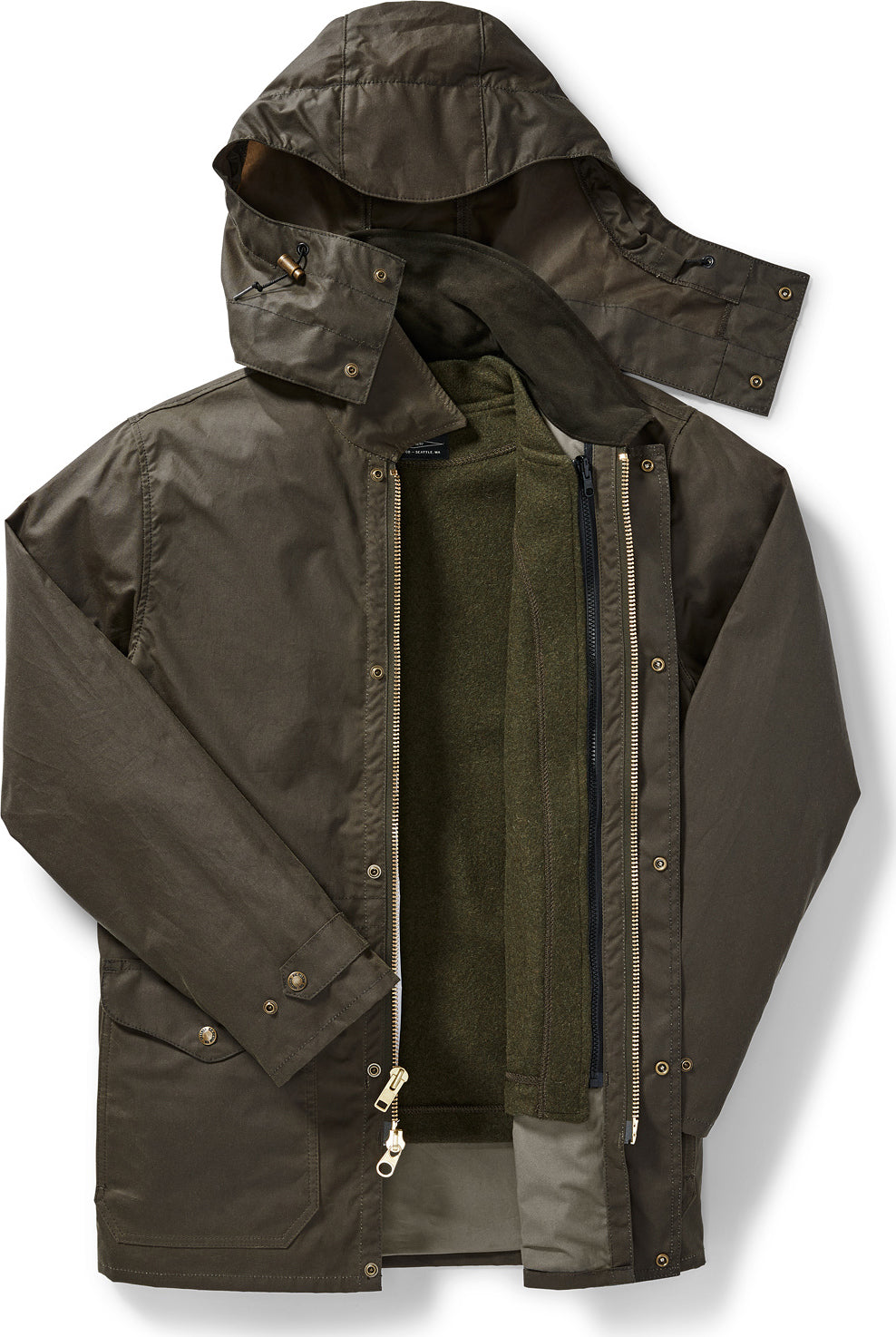 01ee82e16 Cover Cloth Mile Marker Coat - Homme