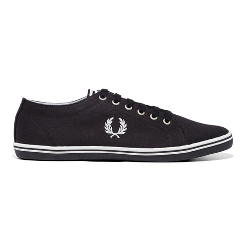 Fred Perry Unisex Kingston Twill Shoes