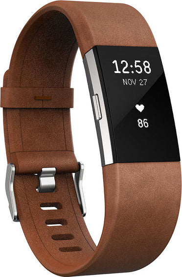 Fitbit Charge 2 Accessory Band Leather