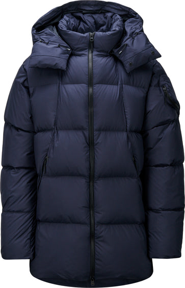 Goldwin Hooded Spur Down Coat - Men's