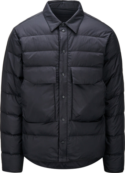 Goldwin Classic Down Shirt Jacket - Men's