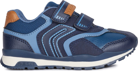 Geox Pavel Shoes Suede - Big Kids