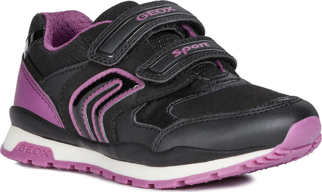 Geox Pavel Shoes Suede Kids