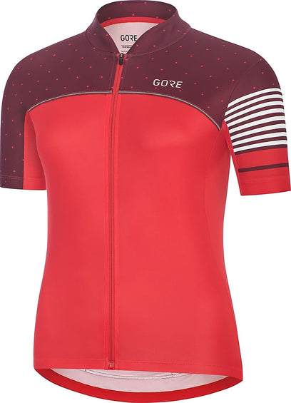 Gore Bike Wear Gore C5 Short Sleeve Jersey - Women's