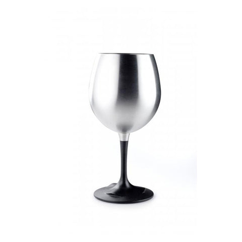 GSI Outdoors Red Wine Glass SS Nesting