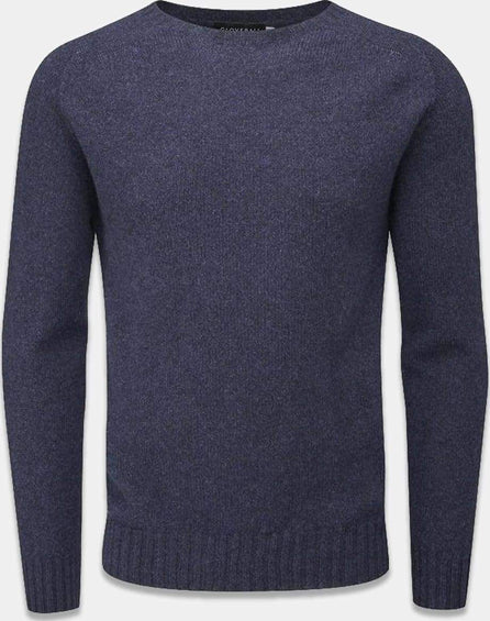 Gloverall Crew Neck Lambswool Jumper - Men's
