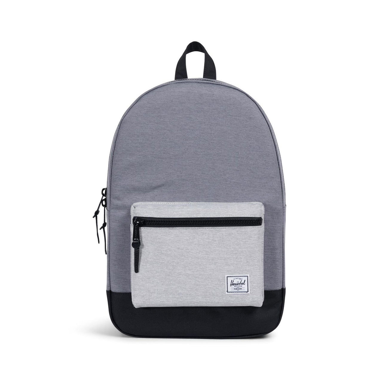 2e3e995625 Herschel Supply Co. Settlement Backpack Mid Grey Crosshatch - Black - Light  Grey Crosshatch