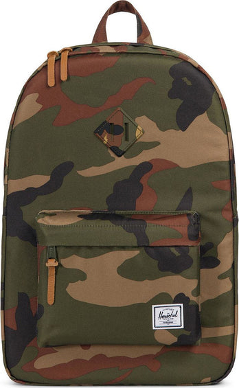 Herschel Supply Co. Heritage Backpack Woodland Camo