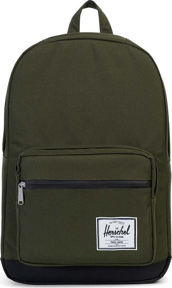 Herschel Supply Co. Pop Quiz Backpack Forest Night - Black