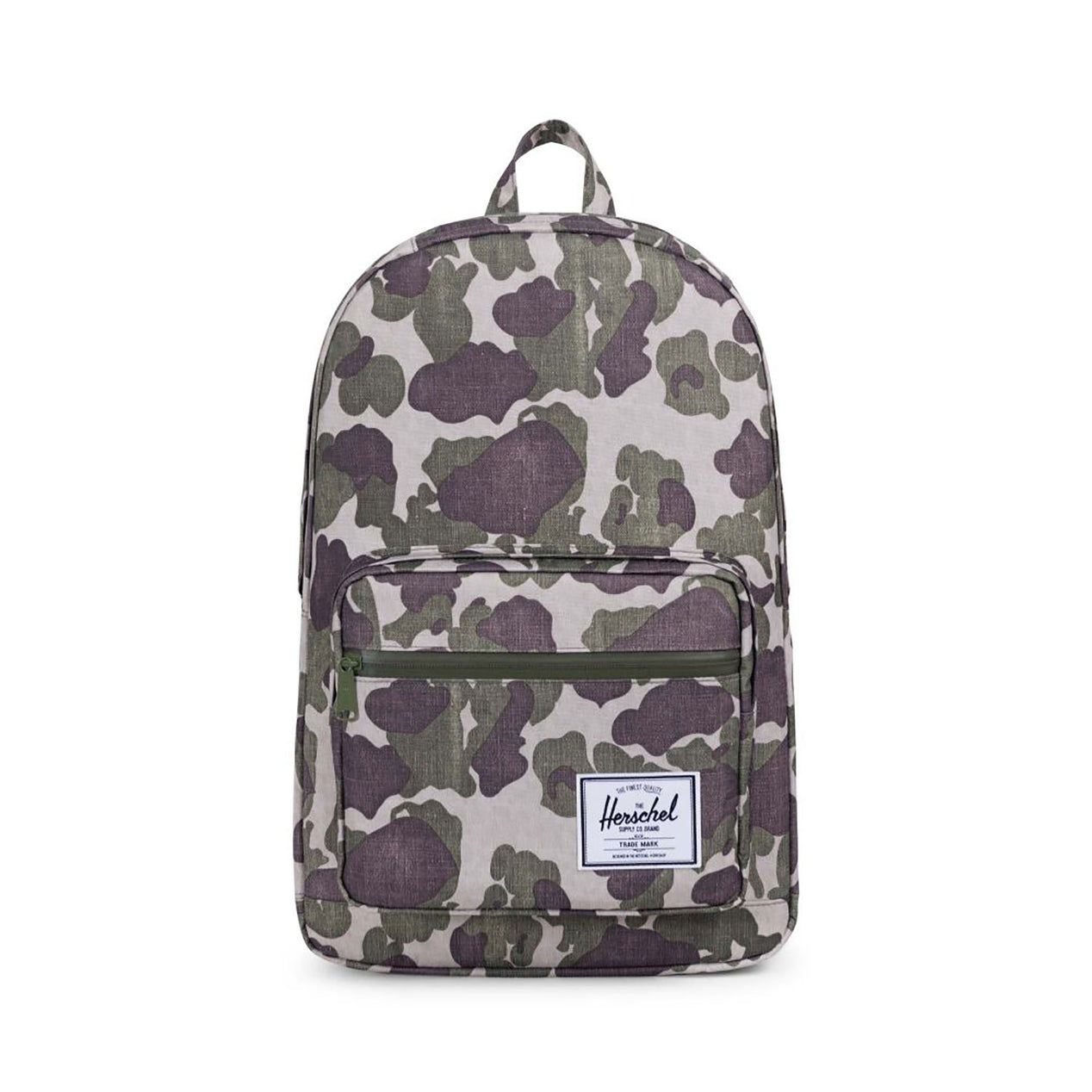 df73f3d66d9c Herschel Supply Co. Pop Quiz Backpack Frog Camo