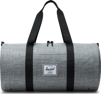 bbac3e81b9f lazy-loading-gif Herschel Supply Co. Sutton Mid-Volume Duffle Raven  Crosshatch - Black