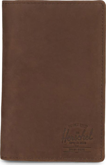 Herschel Supply Co. Search Leather Passport Holder RFID