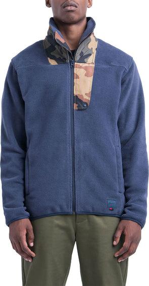 Herschel Supply Co. Fleece Zip Up - Men's