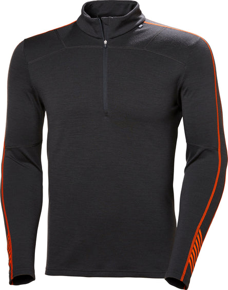 Helly Hansen Lifa Merino Max Baselayer 1/2 Zip - Men's