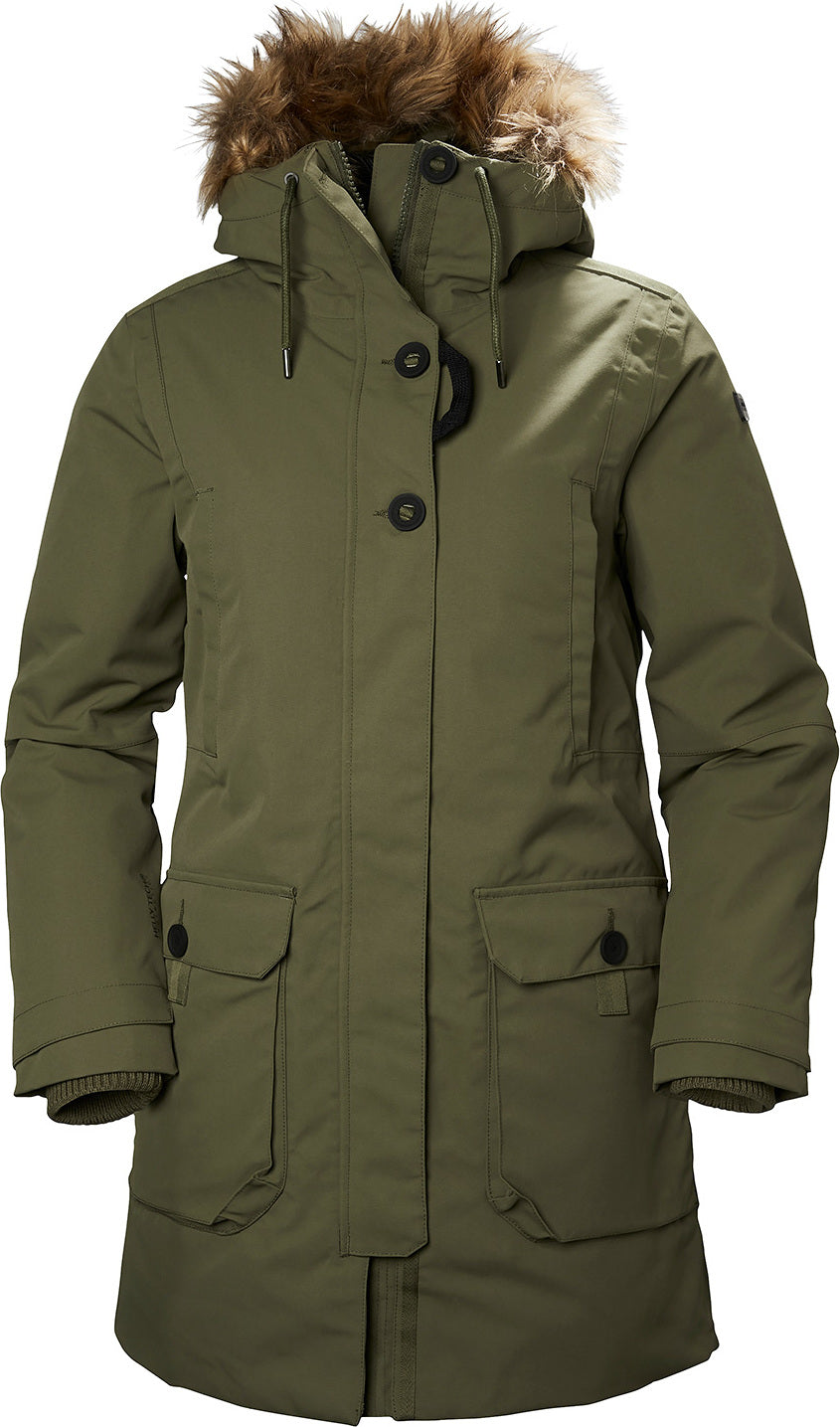 Helly Hansen Mens Coastal 2 Isolé Imperméable Manteau Parka