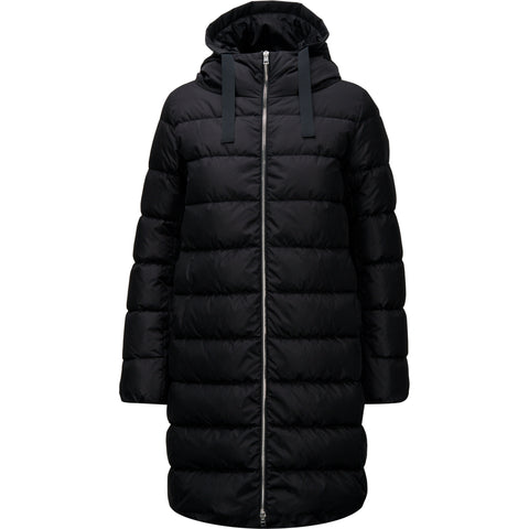 Herno Recycled Long Down Jacket - Women's