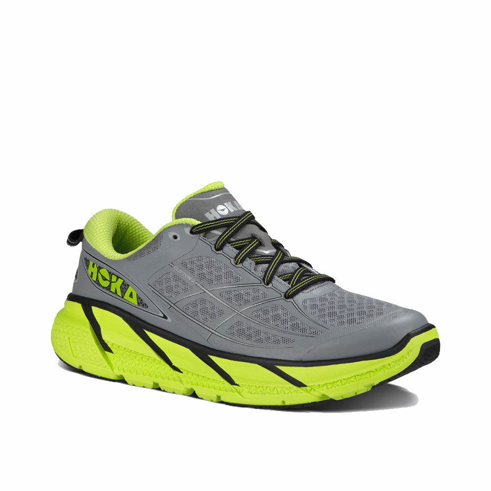 online store 4d45b 790d8 Hoka One One Men s Clifton 2 Running Shoes