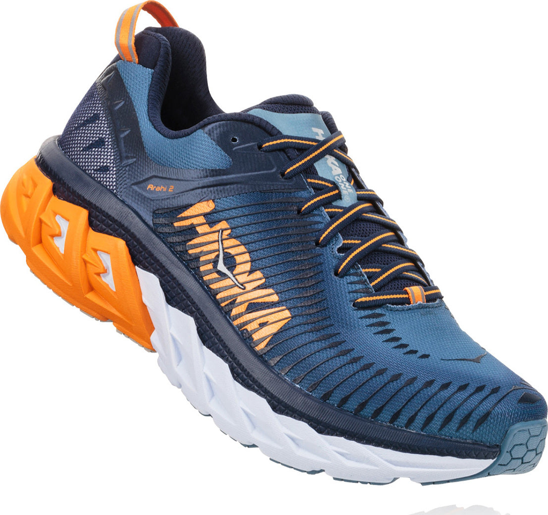 Hoka One One Men s Arahi 2 Running Shoes  5e0a2da1e77