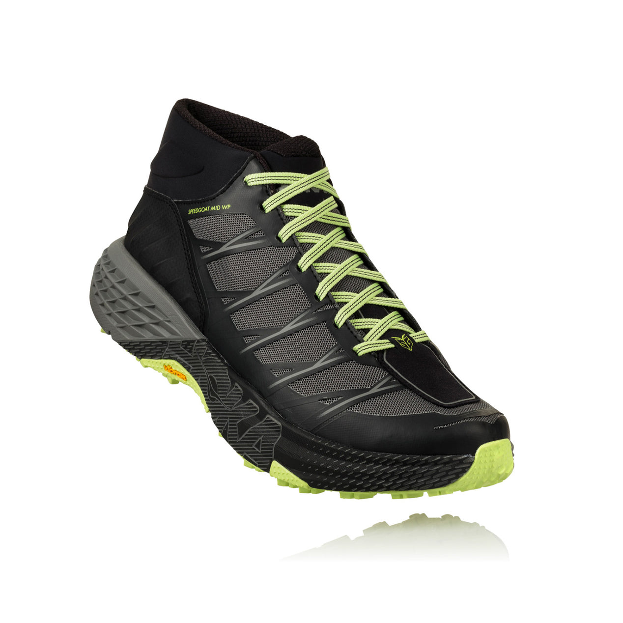 Hoka One One Men s Speedgoat Mid Wp Trail Runnning Shoes  c2adecd630a