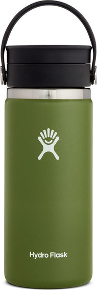 Hydro Flask Wide Mouth Bottle With Flex Sip™ Lid - 16 Oz